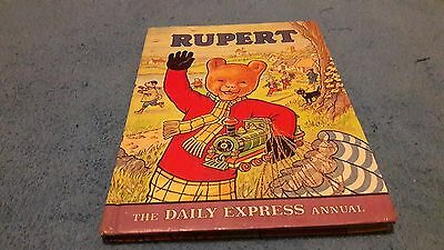 RUPERT ANNUAL, 1976. HAS NOT BEEN PRICE CLIPPED 90p.