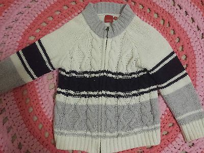 ESPRIT boys winter jumper - size 3 - gorgeous!!