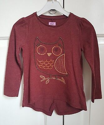little girls 3/4 year f&f top