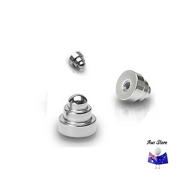 1pc NEW AUS Dumbbell Threaded End 16G 14G. Body Jewellery Parts