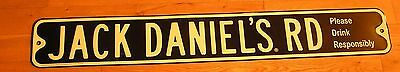 JACK DANIEL'S RD Metal TIN SIGN - man Cave, Bar, Pub Sign