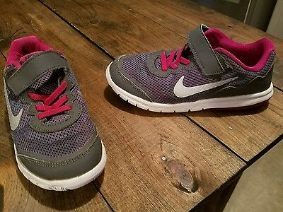 Toddler girls nike flex experience shoes size 13c