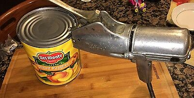 Edlund Model # 101 Commercial Heavy Duty Hand Held Motorized Can Opener
