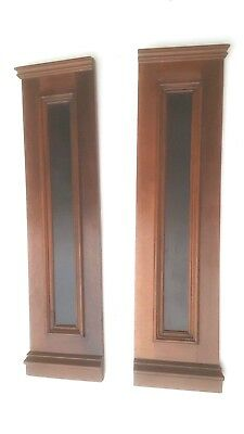 Vintage Columns Panels Wall Accents Mantels Mantles Entryway Interior