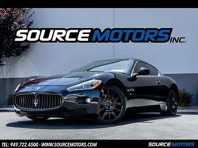 2008 Maserati Gran Turismo Base Coupe 2-Door 2008 Maserati Gran Turismo, Bird Cage Wheels, Red Calipers, Navigation