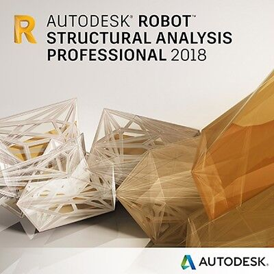 AUTODESK|Robot Structural Analysis Pro 2018|3 Years license|FAST DELIVERY✔SALES
