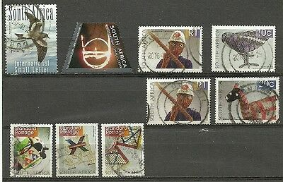 South Africa used lot 2010-14