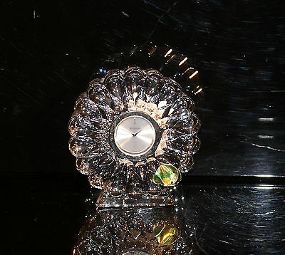 Sale !  Waterford Ireland Crystal Presage Clock  Beautiful Store Tags