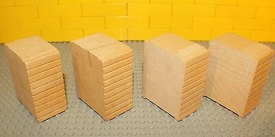 LEARNING CURVE- Thomas The Train  Risers x4          lot #2