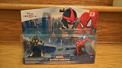 Disney Infinity 2.0: Marvel's Ultimate Spider-Man (Figure) NEW SEALED
