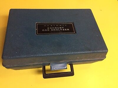 Heathkit Exhaust Gas Analyzer Model Ci-1080 Pre-Owned Emissions Tester