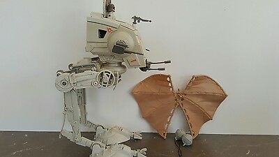 VINTAGE Star Wars imperial assault AT-ST RETUN OF THE JEDI