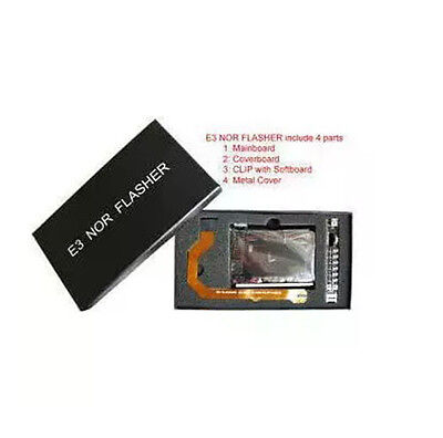 Newest Original E3 nor Flasher 4 parts accessories for PS3 downgrade tool