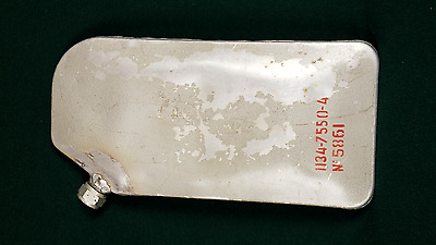 0.8 L FLASK from Soviet Russian Air Force Space Pilot Cosmonaut Saving Equipment