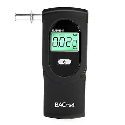 BACtrack Element Professional Breathalyzer, Portable Breath Alcohol Tester