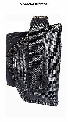 NEW Ruger LC9S 9 mm. Concealed Ankle Gun Holster For Right Handed Use