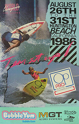 Surfing Contest Posters