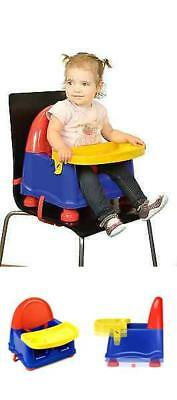 Safety 1st Easy Care Swing Tray Booster Seat/High Chair - FREE Express Delivery
