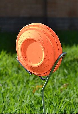 10 x CLAY SPIKE Standard Clay pigeon shooting target holder