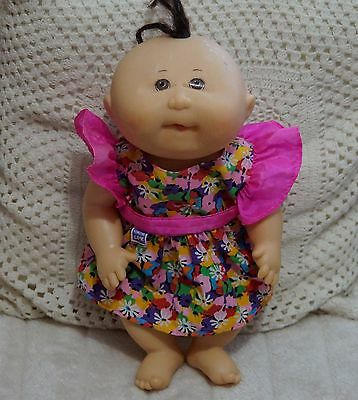 Vintage Mattel Cabbage Patch First Edition 1983 plastic body doll signed