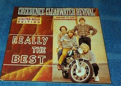 Really the Best Creedence Clearwater Revival  Gold Edition  * Album * CD