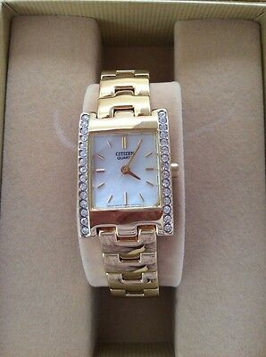 Women's Gold Citizen Watch