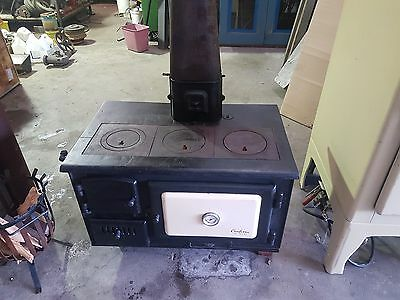 Vintage Metters Canberra Wood fuel stove/oven