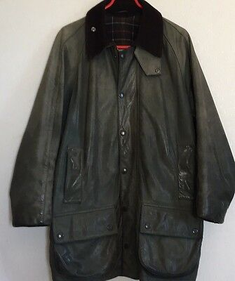 Gentleman's Shooting Hunting Leather Barbour Limited Edition