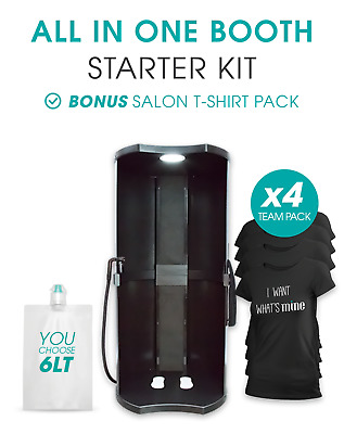 Starter All in One Booth Kit