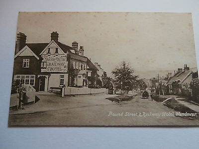 The Railway Hotel And Pound Street , Wendover - Nicholas Lee , Wendover