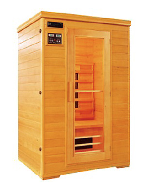 Luxury 2 Person Infrared Sauna Free Melbourne Delivery