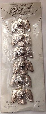 Rockmount Ranchwear Vintage American Retro Classic Button Cover