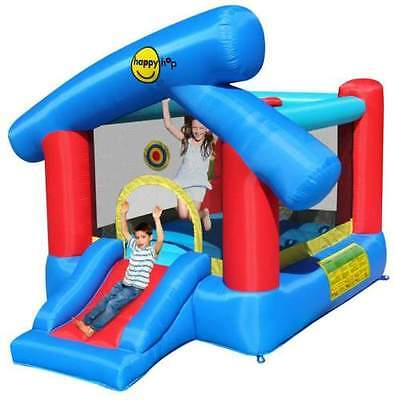 6 in 1 Inflatable Play Land Bouncy Castle 9111