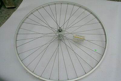 Raleigh 700C Alloy Bicycle Front Wheel Rim New Old Stock