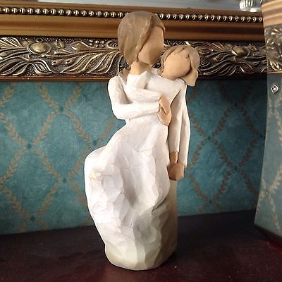 Collectable Willow Tree Mother Daughter  New Boxed