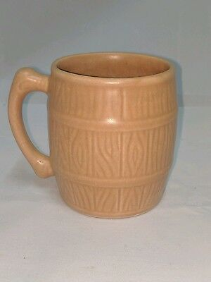 Sylvac 1436 barrel mug. Vintage. Made in England