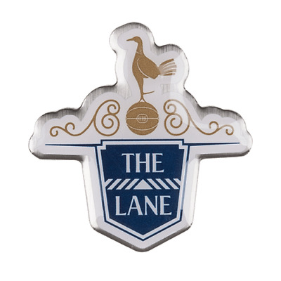 New Tottenham Hotspur The Finale Last Game At White Hart Lane Spurs Pin Badge