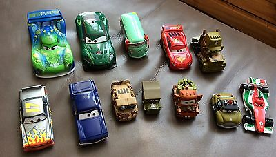 Collection Of Disney's Pixar Cars Bundle