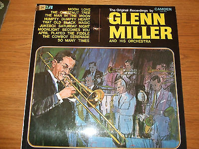 GLEN MILLER AND HIS ORCHESTRA VINYL LP Excellent condition