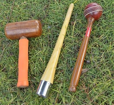 Cricket Mallets and Grip Cone