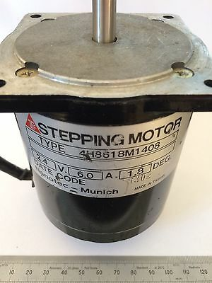 Nanotec Munich Step Motor 6A, 200 steps, tested