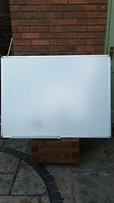 Dry Wipe Board with Magnetic Surface