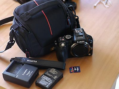 Panasonic lumix G5 body only ( excellent condition - 4824 clics )