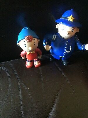 Delightful Noddy And Mr Plod Figures