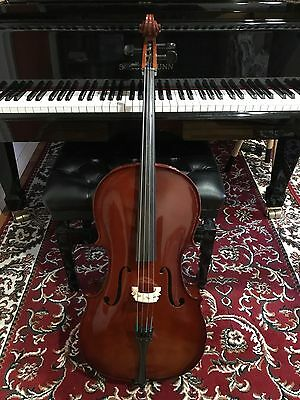 Cello Outfit Size 1/2 ( Second Hand )
