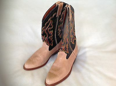 Western Riding Boots Size 41 worn once. New condition.