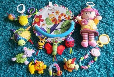 Lamaze Bundle Baby Toddler Sensory Toys Lamaze Lovely