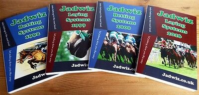 Horse Racing Betting Systems Books 1992 – 2016 Low Price Plus Online Runners