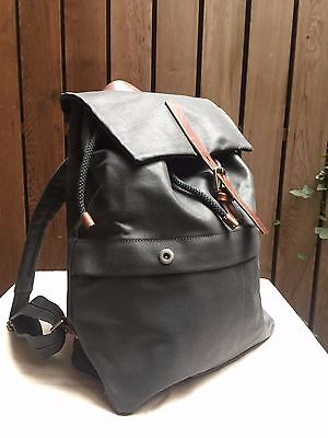 Ally Capellino navy blue leather rucksack - perfectly new - ladies or unisex