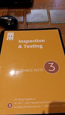 Inspection & Testing - Guidance Note 3